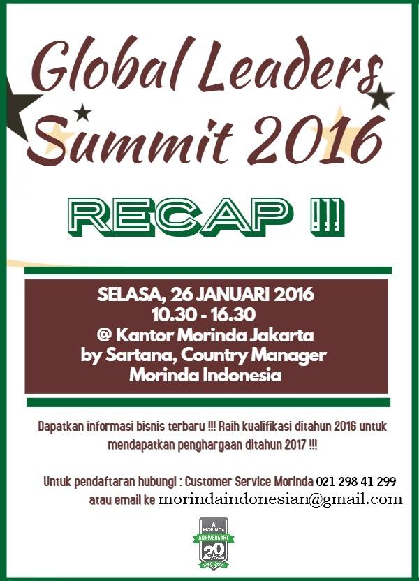 Morinda Jakarta GLS Recap_content
